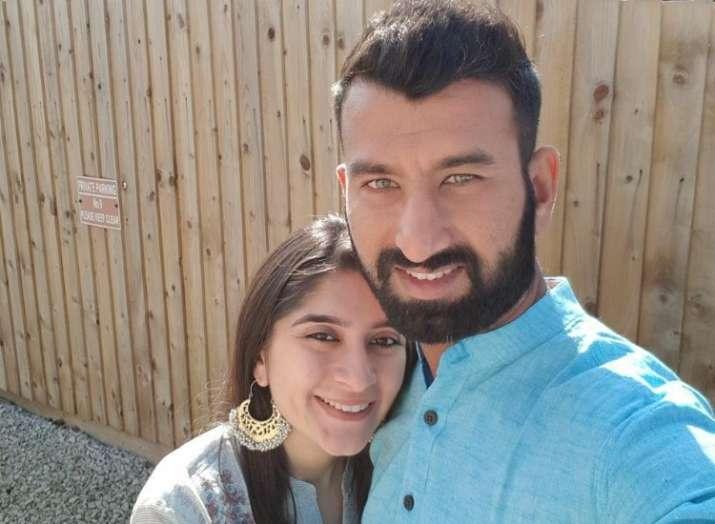 Cheteshwar Pujara wife