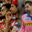 5 teams which have lost most matches in IPL by 50+ runs margin