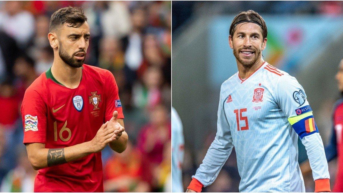 POR vs SPA