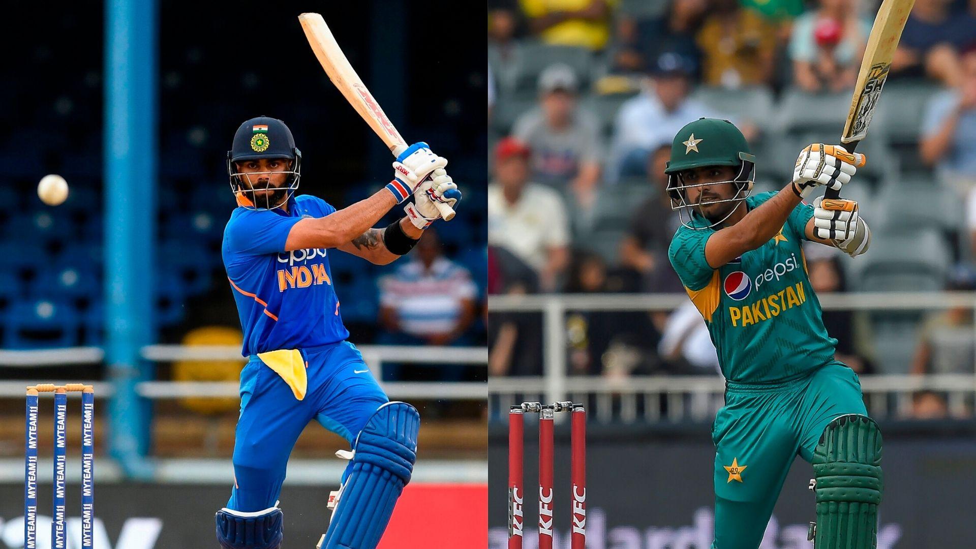 Kohli vs Azam