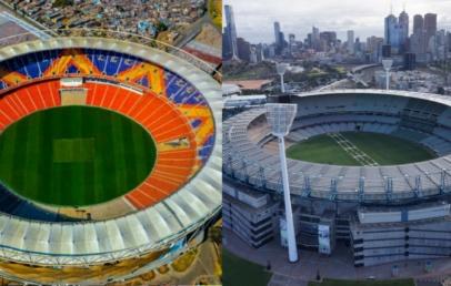 Big stadiums