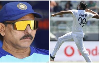Ravi Shastri Team India