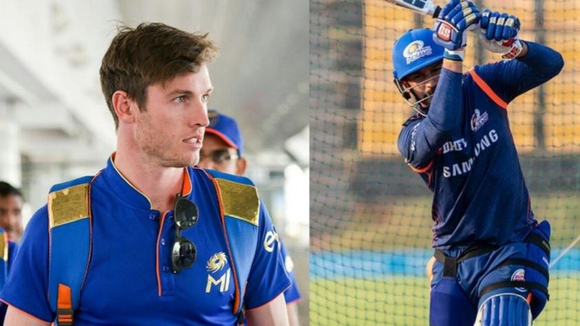Mumbai Indians debut