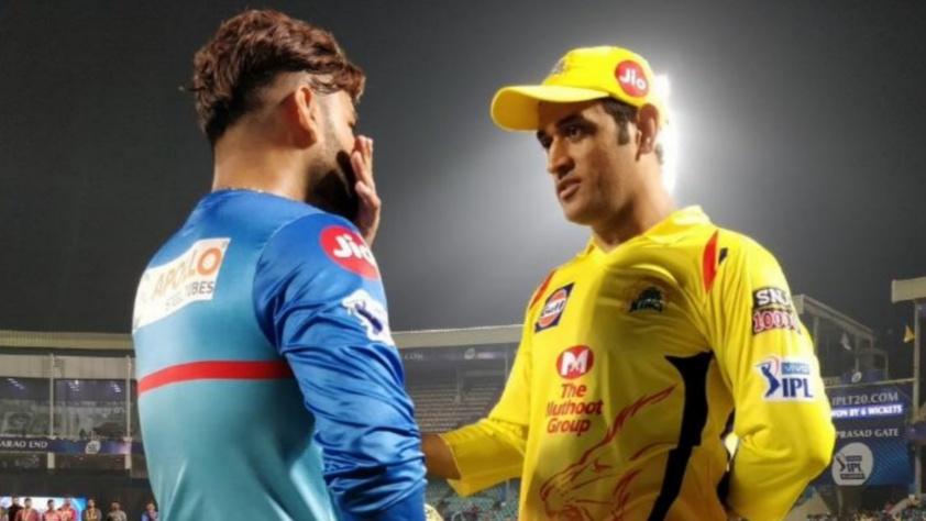 CSK vs DC IPL 2021