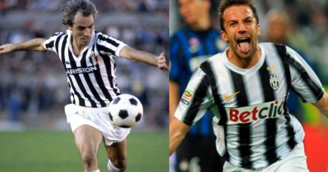 goals for Juventus