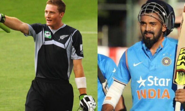 ODI century on debut