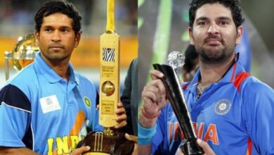 Indian Man of the Series ICC tournament