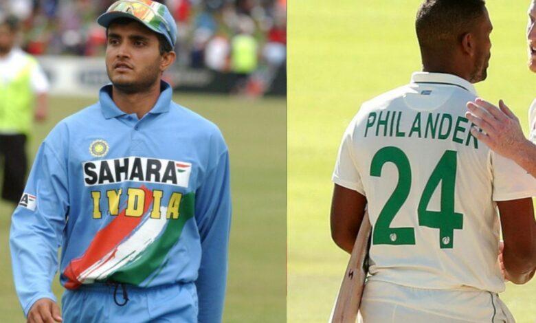 Jersey No.24 In International Cricket