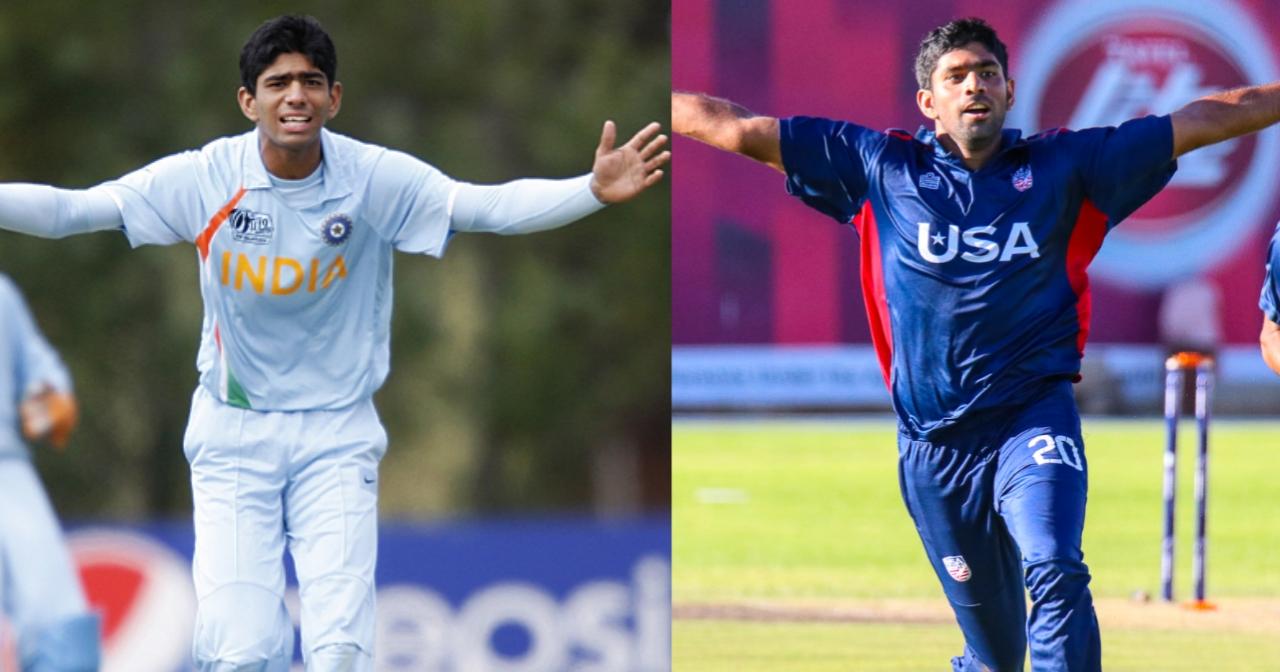 India born players USA Cricket team