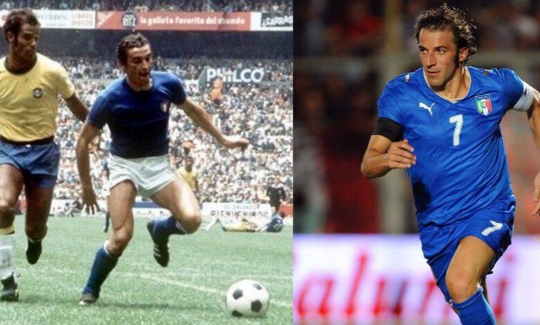 international goals for Italy