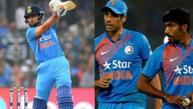 India's T20I captain