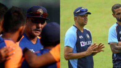 India's head coach