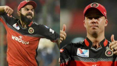 RCB Should Retain For IPL 2022