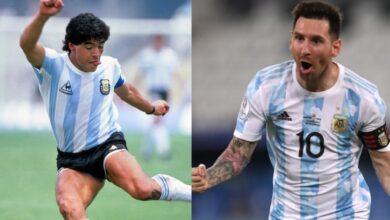 highest number of goals for Argentina