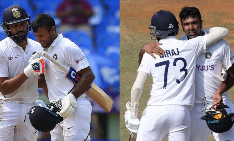 India's playing XI