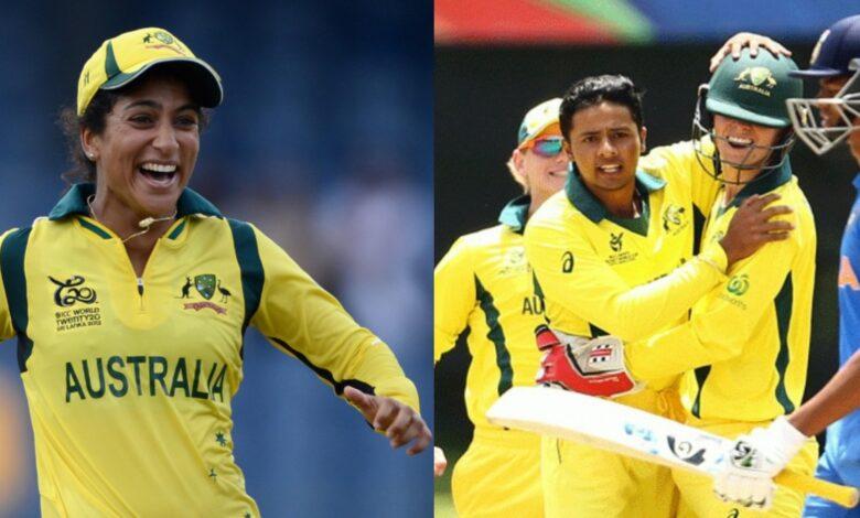 Indian Origin Cricketers Who Represented Australia