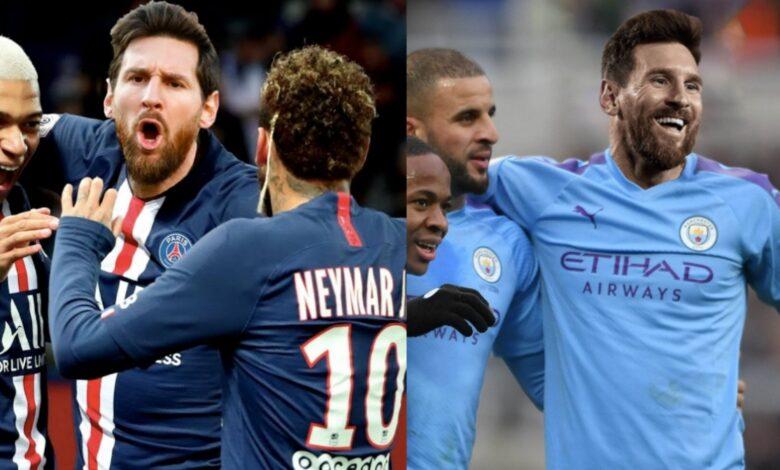 Messi transfer