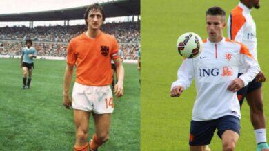 greatest Dutch XI