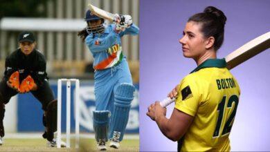 Women's cricketers