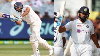 Rohit Sharma's Huge Improvement In Test Cricket