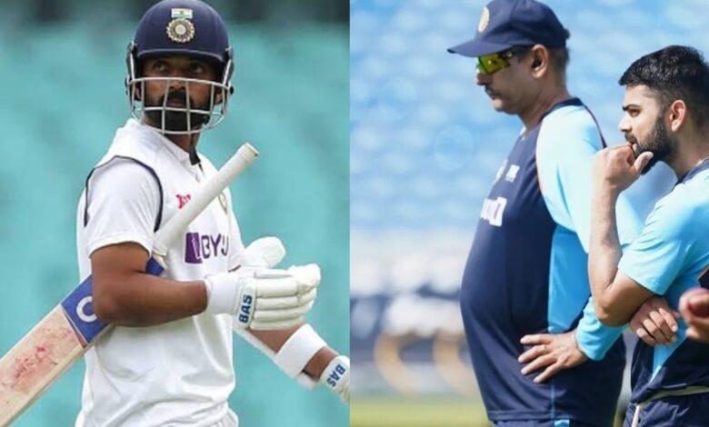 Replace Ajinkya Rahane For The Oval Test