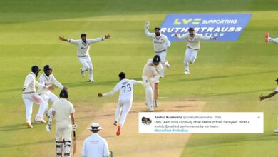 India Pull Off An Incredible Win At Lord's