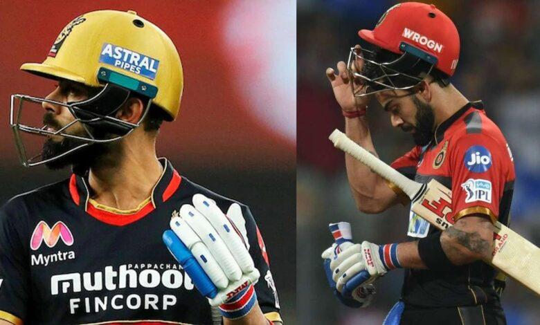 Dismissed Virat Kohli Most Times In IPL