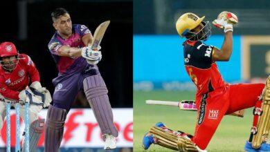 Last-Ball Six In IPL
